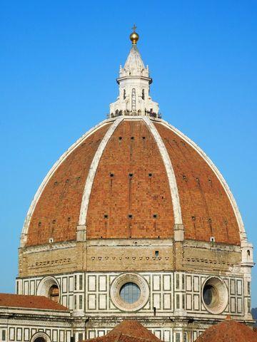 Cúpula de Santa Maria del Fiore, de Brunelleschi
