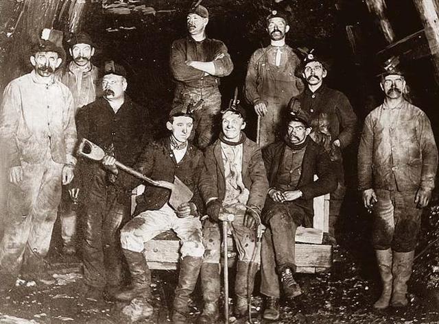 Coal Mine Strike