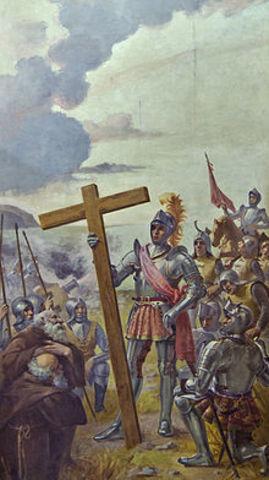Jean Bethancourt inicia la conquista de las islas Canarias.