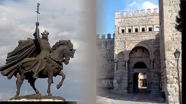 Conquista de Toledo por Alfonso VI