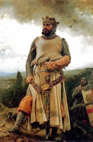 """1118. Alfonso I """"el batallador"""" conquista Zaragoza."""