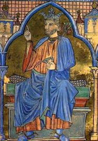 Unión de los Reinos de Castilla y León en la figura de Fernando III