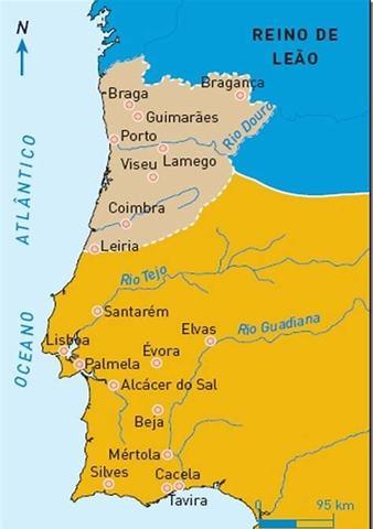 1143. Independencia de Portugal.