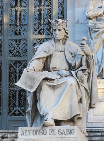 Alfonso X  funda el honrado Concejo de la Mesta