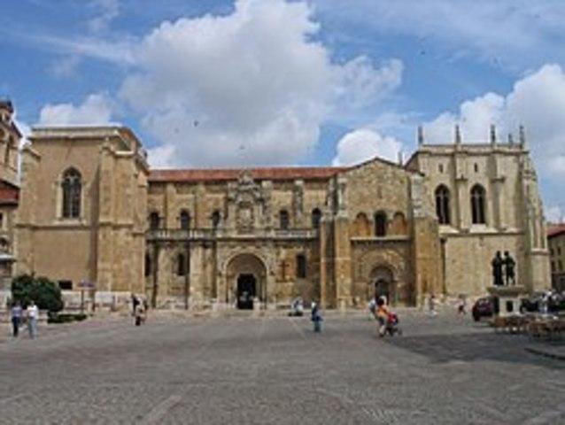 1188. Celebración de las primeras Cortés de León.