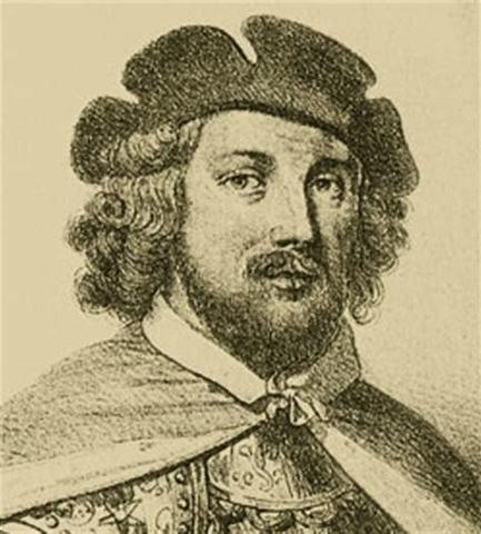 1402. Jean Bethancourt inicia la conquista de las Islas Canarias.