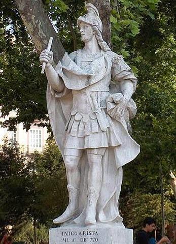 Fundación del reino de Pamplona