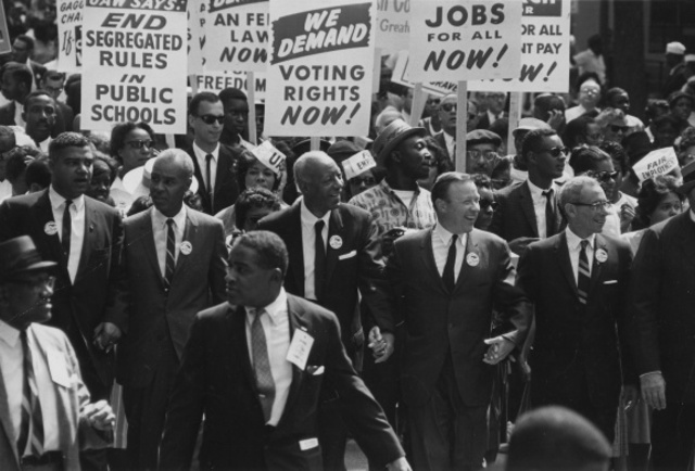 The Civil Rights Movement .