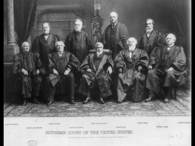 Civil Rights Case of 1883
