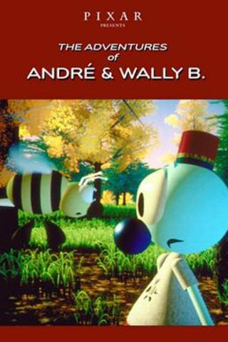"""""""The Adventures of Andre and Wally B."""" was created."""