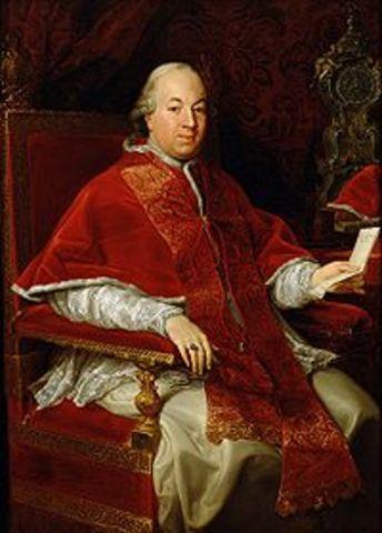 Pope Pius VI Denounces Revolution