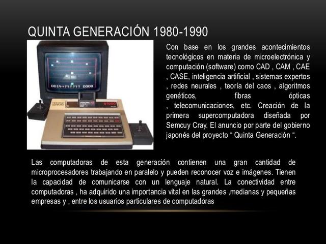 La Computadora.