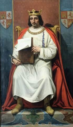 Alfonso X el sabio funda el honrado concejo de la mesta