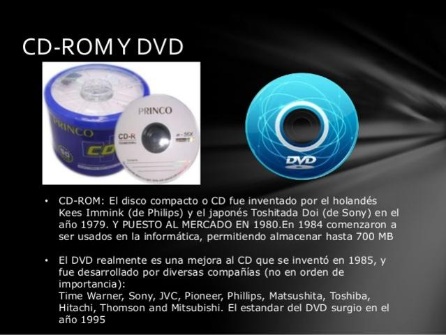 Disco. Compacto CD ROM.