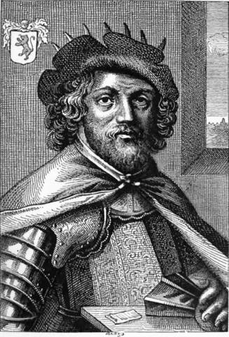 Jean Bethancourt inicia la conquista a las islas canarias