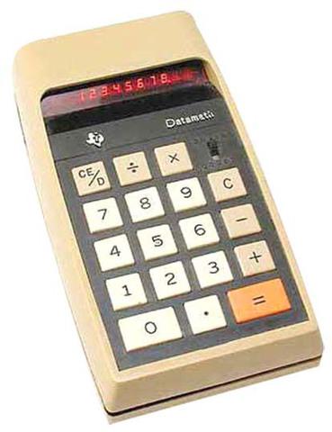 La Calculadora.