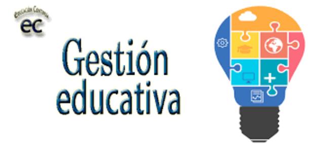 la gestionn educativa