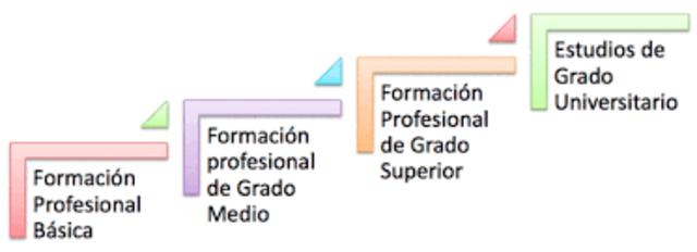 programas de formación profesional