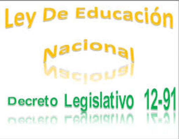 el decreto nacional