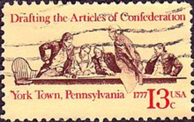 Articles of Confederation 1777