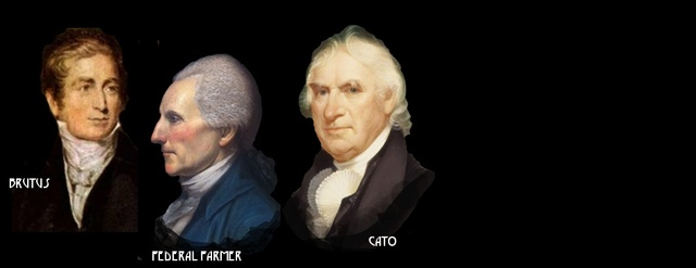 The Federalists versus the Anti-Federalists 1787 to 1788