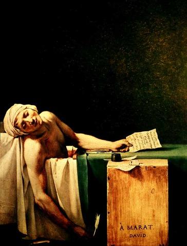 Assassination of Marat