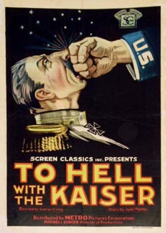 WWI Propaganda Movies