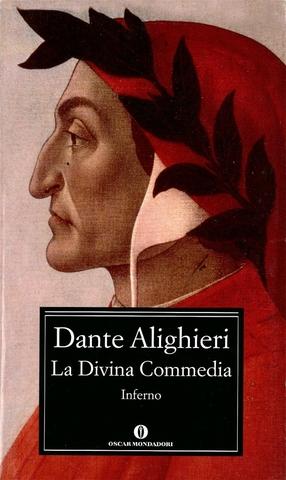 Den gudomliga Komedin Dante Alighieri