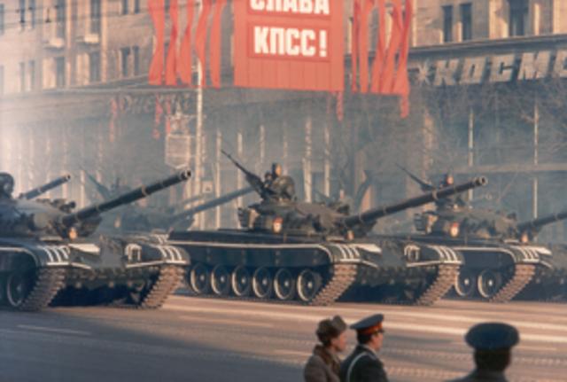 Organisation du système de défense soviétique
