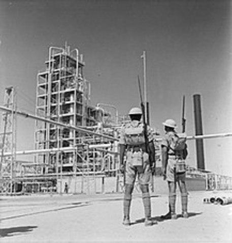 La crise irano-soviétique en avril 1946
