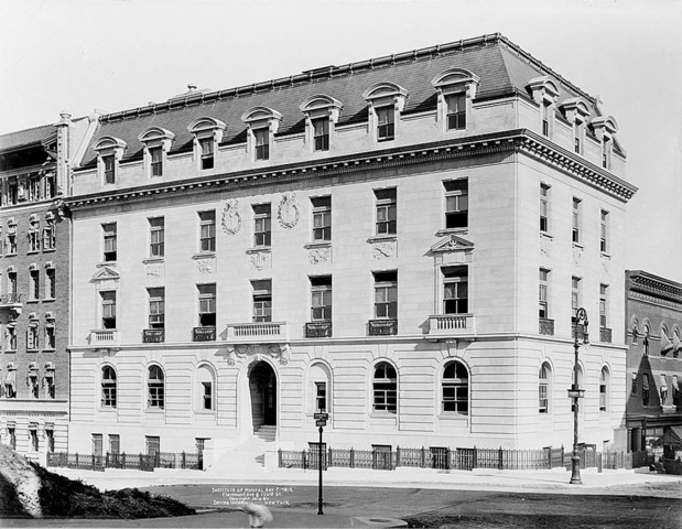 Institute of Musical Art (Juilliard School) Founded