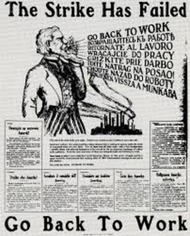Labor Unions (Knights of Labor, American Federation of Labor, & Industrial Workers of the World)
