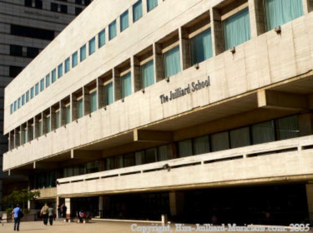 Juilliard School Established