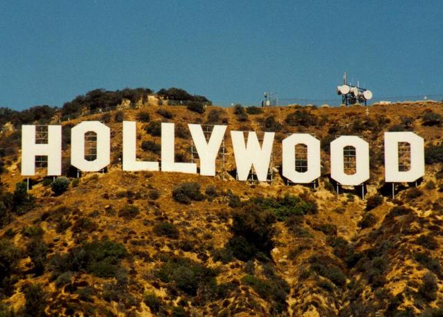 Hollywood 'discovered'