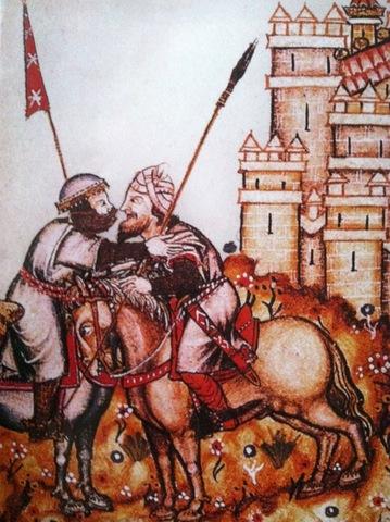 Muhammad I,primer Emir del Reino Nazarí de Granada.