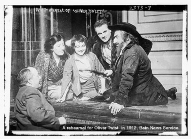 Oliver Twist: First US full length Feature Film shown in its entirety