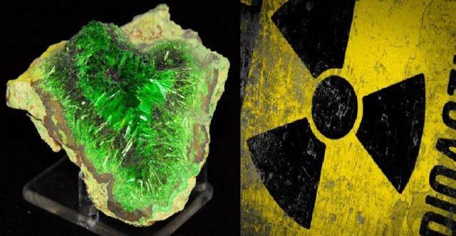 Discovery of Uranium
