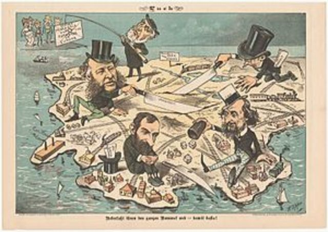 Robber Barons (Captains of Industry)