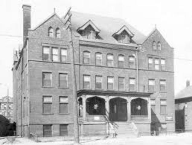 Settlement House