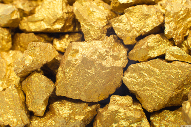 The History of Gold