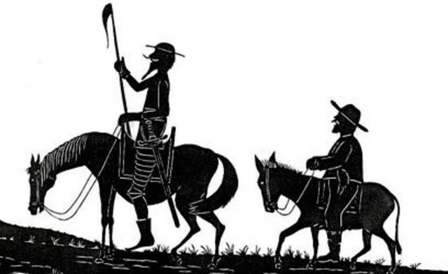 Don Quijote de La Mancha (Miguel Cervantes Saavedra)