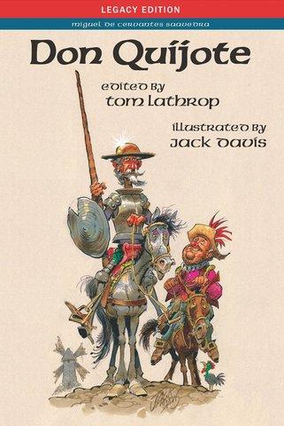 Don Quijote - Cervantes