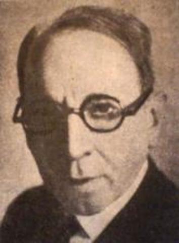 Nacimiento de Carlos López Buchardo