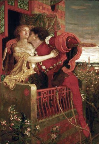 Romeo & Julia - William Shakespeare