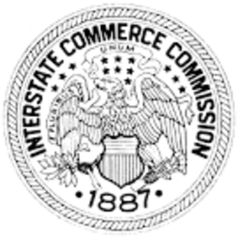 Interstate Commerce Act 1887