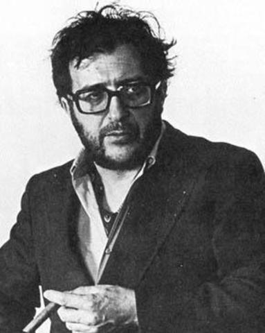 Nacimiento de Luciano Berio