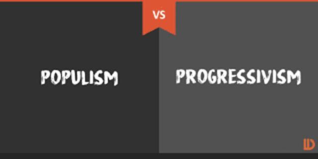 Populism and progessivism