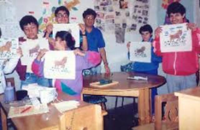 25/02/1985 Inicia el Depto. de Educación Especial y la primera Aula Integrada
