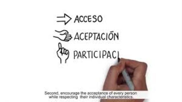 2013- 2018 Programa de Escuela Inclusiva con docente de Educación Especial