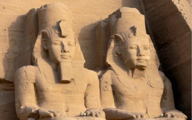 Hoogtepunt Egyptische beschaving